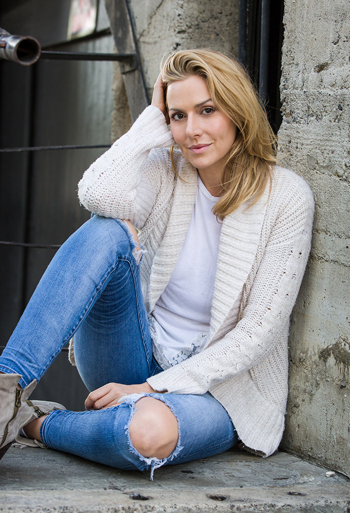 Brand Model And Talent Allison Mcatee Women