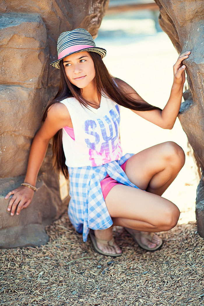 Brand Model and Talent | Nicole Rodriguez Teens Girls