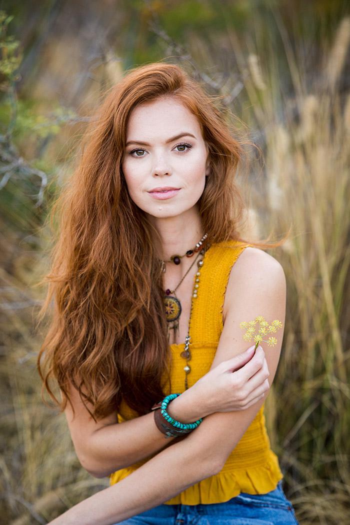 Brand Model And Talent Erica Jenkins Lifestyle Women