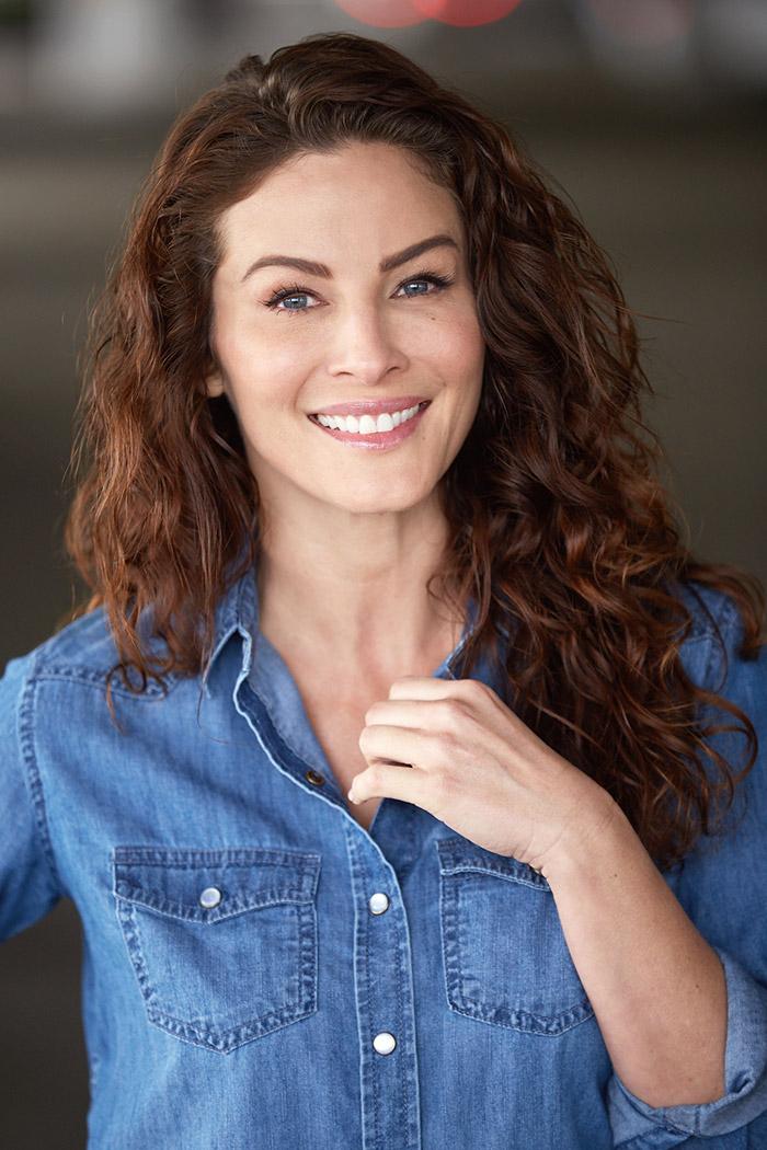 Brand Model And Talent Dana Adams Classic