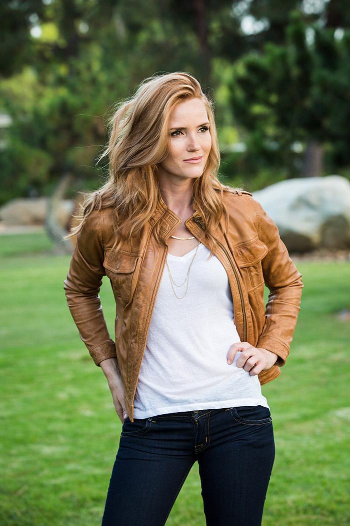 Brand Model And Talent Karen Sharpe Women