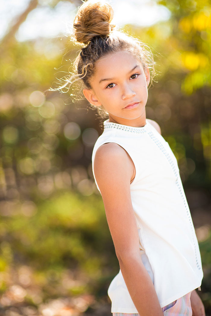 Brand Model And Talent Devyn G Teens Girls