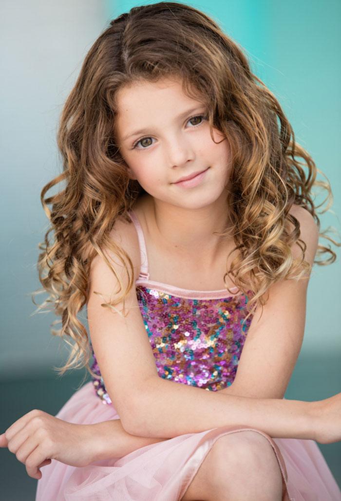 Brand Model and Talent   Jade V. Kids Girls