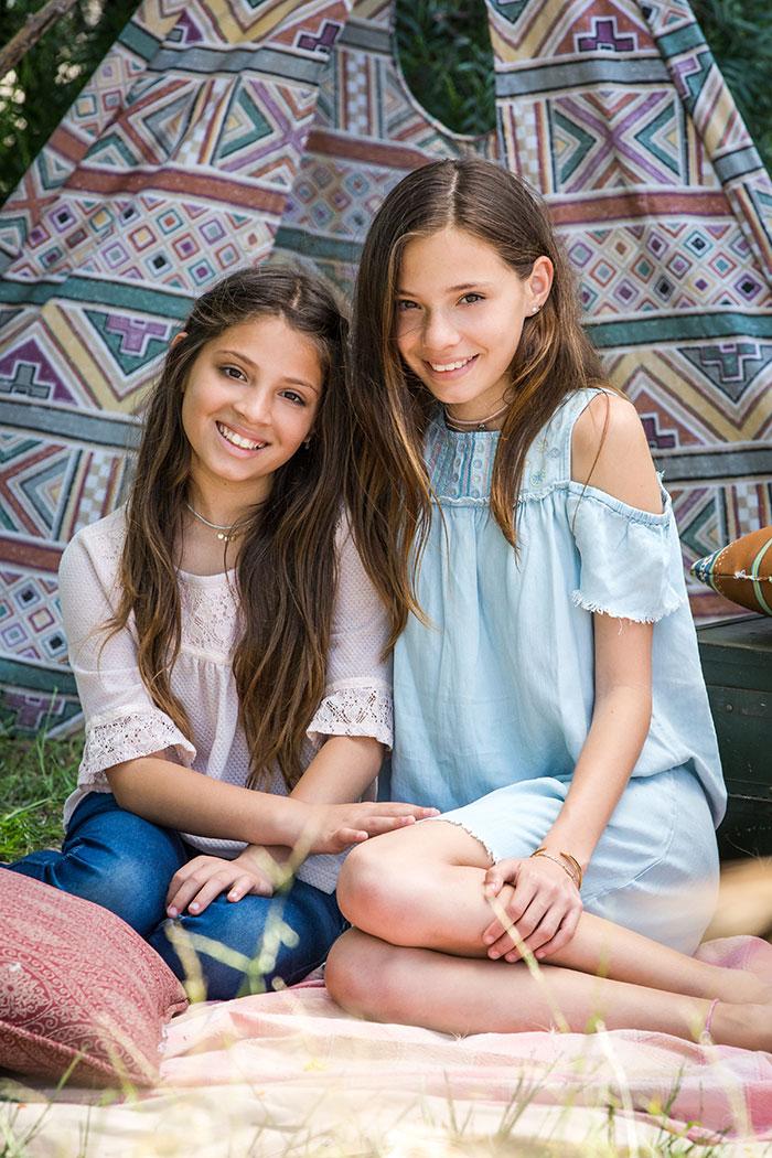 Brand Model and Talent   Devyn G. Teens Girls