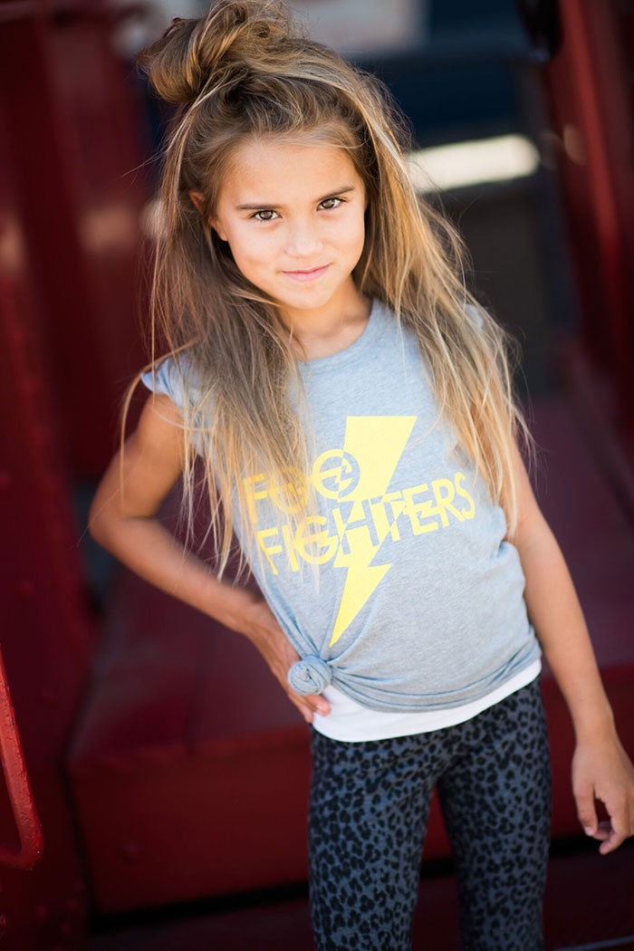 Brand Model and Talent | Chase Kids Girls