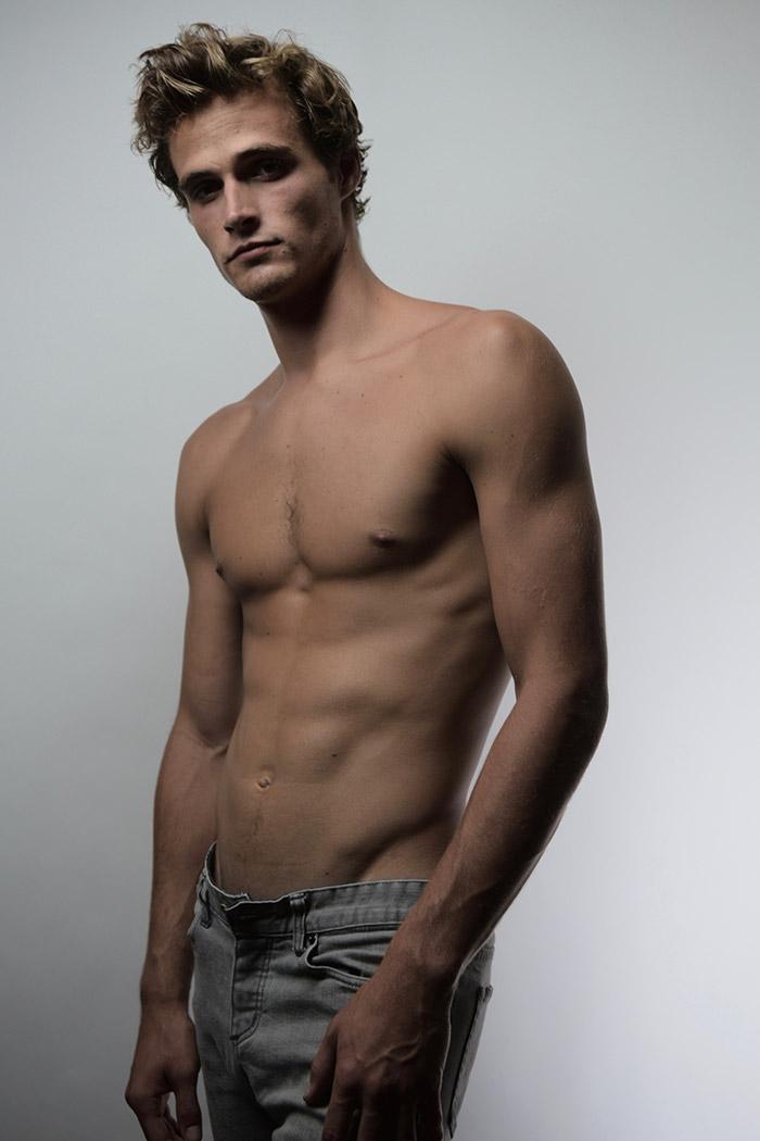 Brand Model And Talent Trey Majors New Face Men