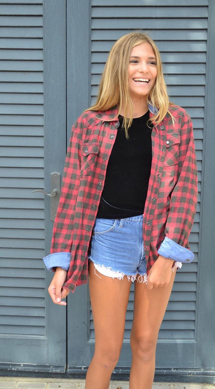 Brand Model And Talent Chloe Curci Teens Girls