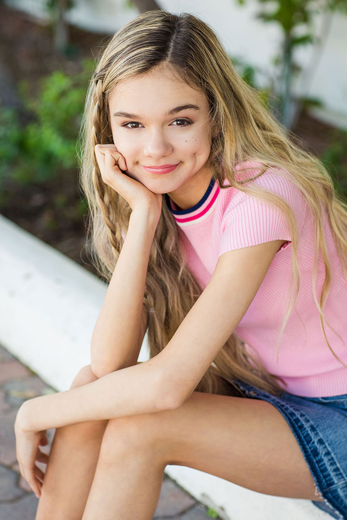 Brand Model and Talent | Sienna Boyer Kids Girls